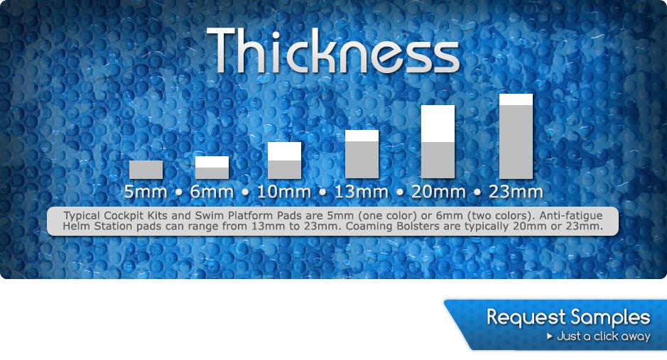 seadek-thickness